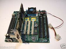 OCTEK P12+ (EP40198R210 R:2.1) Socket 7 3x ISA 4x PCI Motherboard +CPU+RAM+Video