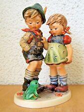 HUM #394 TIMID LITTLE SISTER TM6 GOEBEL HUMMEL FIGURINE GERMANY MINT $550 S213