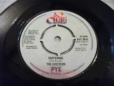 "The Exciters Suffering 7"" UK 1976 4 Prong"