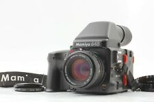 [ MINT ] Mamiya 645 Pro + AE Finder + Sekor C 80mm f/2.8 N + 120 Back from JAPAN