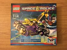 LEGO Space Police Smash'n'Grab (5982) Brand New, Retired 2010