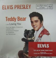ELVIS PRESLEY - TEDDY BEAR - CD-SINGLE - LIMITED EDITION - Nr. 35163 (SEALED)