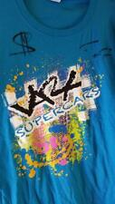 VA4 Virgin Australia Supercars VW Andretti Racing Rallycross Tee XL Autographed