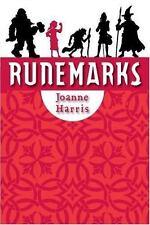Runemarks by Harris, Joanne Signed Copy