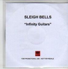 (CH620) Sleigh Bells, Infinity Guitars - DJ CD