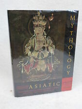 J. Hackin   ASIATIC MYTHOLOGY  Crescent Books  c.1963  HC/DJ  Illust