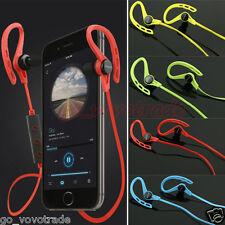 Wireless Sports Stereo Sweatproof Bluetooth Earphone Headphone Headset Lot