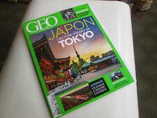 GEO  490   .JAPON .les mille villages de tokyo