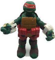 """2012 Viacom RAPHAEL Playmates 10"""" Teenage Mutant Ninja Turtle Action Figure TMNT"""