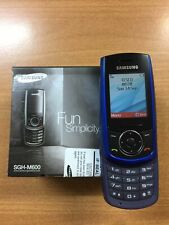 Samsung M600 Ocean Blue Unlocked Mobile Phone