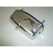 CLASSIC MINI CHROME REAR NUMBER PLATE LAMP BHA4153 MK1/2, VAN, ESTATE AH6