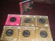 MOTOWN TAMLA AUDIOPHILE 45 SINGLE SERIES 6 TITLES + ACE RECORDS 40TH ANNIVERSARY