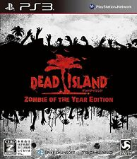 (Used) PS3 Zombie of the Year Edition Dead Island  [Import Japan]