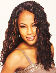 """Freetress Equal Synthetic Weave PLEASAN 16""""  Weaving Hair"""