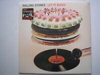 THE ROLLING STONES Let It Bleed LP new mint sealed vinyl 2003 new mix remaster