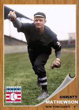CHRISTY MATHEWSON HOF ACEO ART CARD ## BUY 5 GET 1 FREE ## or 30% OFF 12 OR MORE