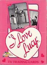 I LOVE LUCY TV SHOW 1991 PACIFIC TRADING CARD BOX OF 36 WAX PACKS LUCILLE BALL