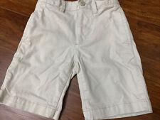 Gap Kids Boys Short pant Khaki Uniform size6 Regular