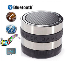 Bluetooth Wireless Speaker Mini Portable Super Bass For Smartphone Tablet MP3 PC