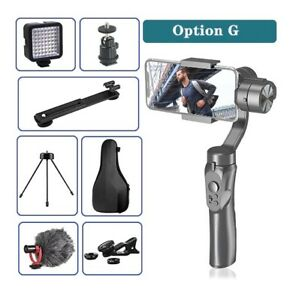 3-Axis Handheld H4 Stabilizer Gimbal For Smart Mobile Cell Phone Action Camera
