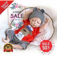 premie bebes Reborn Dolls Realistic newborn baby Doll soft full body silicone