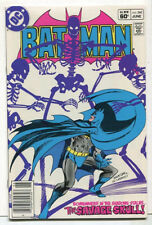 Batman #360 Nm The Savage Skull Dc Comics Sa
