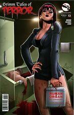 Grimm Tales of Terror Vol 1 V1 #13 (13A cover) ~ Zenescope