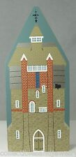 Cat's Meow Village Collectible Westtown Water Tower Collector's Club House '96