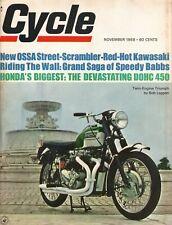 1968 November Cycle - Vintage Motorcycle Magazine