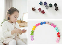 5pcs Kids Baby Girl Hair Clip Accessories Barrette Hairpins Bobby Pin Headdress