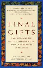 FINAL GIFTS by Maggie Callanan, Patricia Kelley a paperback book FREE SHIPPING