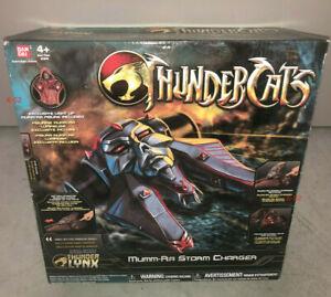 Thundercats Mumm-Ra STORM CHARGER toy vehicle for figure Bandai light up fig
