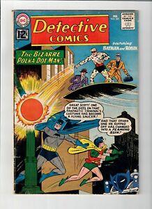 1962 Detective Comics #300 1st Polka-Dot Man - Suicide Squad Movie