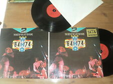 THE WHO / THE BEST OF THE  LAST TEN YEARS 64 -74 (1975) 2 LP my génération !!!!