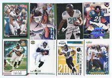 Lot cartes NFL Foot US  Fred Taylor Jaguars