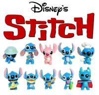 Lilo & Stitch 10 Pce Figures Set Lot Cake Toppers Figurines Toys Disney 13
