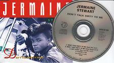 JERMAINE STEWART CD-MAXI DON'T TALK DIRTY TO ME