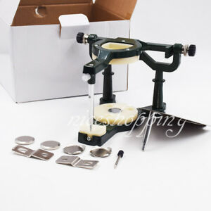 1 X Dental Lab Adjustable Big Full Mouth Magnetic Articulator Equipment Denture