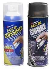 Plasti Dip Smoke with Glossifier Kit