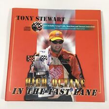 Tony Stewart High Octane in the Fast Lane with CD Sports Publishing L.L.C.