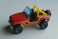 Hot Wheels Jeep CJ-7 rot Lifeguard Geländewagen Surf´s Up 5-Pack Klassiker HW