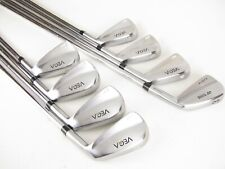 Vega VM-01 Forged JAPAN iron set 4-PW with Yonex 3 iron with Steel NS PRO X-Flex
