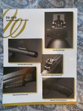 WEATHERBY PA 459 Home Defense Shotgun Specifications Features Flyer Barrel Sight