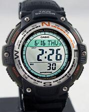 Relojes de pulsera Casio cuero cronógrafo