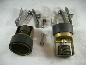 2 New Pair Thermostat 1932 1933 1934 1935 1936 Ford V-8 221 Car Truck 170 degree