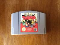 Nintendo 64 POKEMON SNAP N64