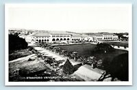 EARLY WIDE VIEW OF STANFORD UNIVERSITY - CALIFORNIA - UNUSED POSTCARD - S4
