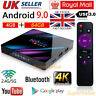 2020 H96 MAX Android 9.0 TV Box 4GB 64GB HD Media Player 4K 2.4G/5GHz WIFI UK