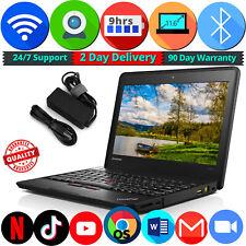 "Lenovo Chromebook ThinkPad X131e Celeron 1007U DualCore 4GB 16GB SSD 11.6"" Black"