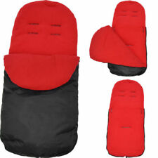 Accesorios de color principal rojo para carritos y sillas de bebé